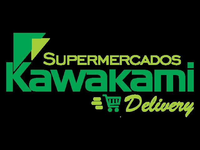 Logo do Supermercados Kawakami - Tem Sempre mais pra você !!!!!